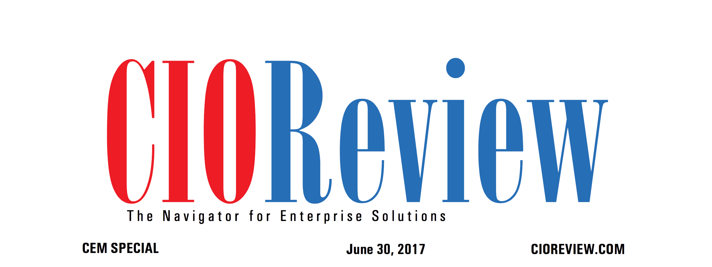 CIO Review Best CEM Companies of 2017